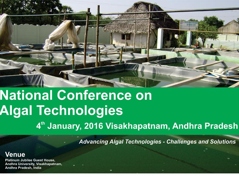 National Conference on Algae Technologies